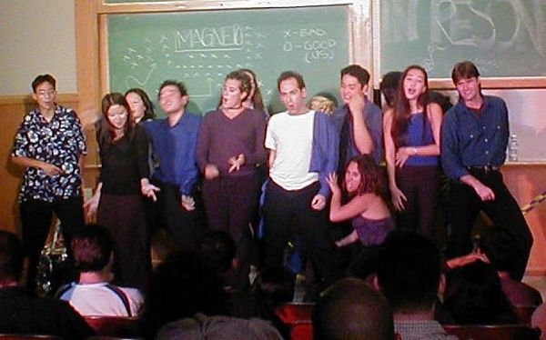 Fall 2000 Concert
