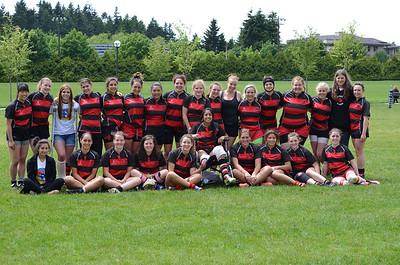 2013 Girls Rugby Championship