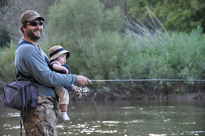 Salmon Fishing - 9.13.10