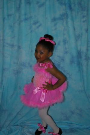 Ballerina Jada