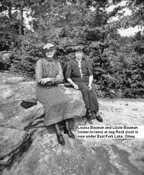 Louisa Bauman with sister in law Lizzie Bauman.jpg
