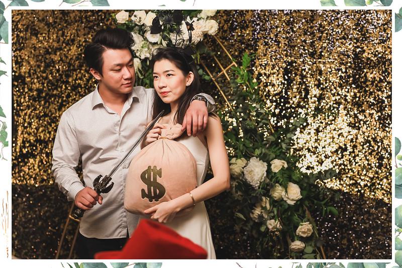 Wedding of Kelvin & Karen   © www.SRSLYPhotobooth.sg