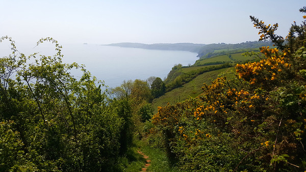 Coastal Path Walk - Torquay to Teignmouth