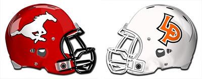 La Porte Varsity Football vs North Shore
