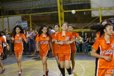 HS Girl's Volleyball SFAMSC vs MD SY 2012-2013