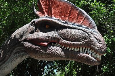 Dinosaurs&Liberty Park