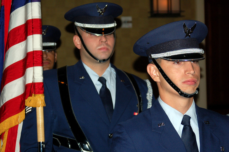 Luke Air Force Base Color Guard
