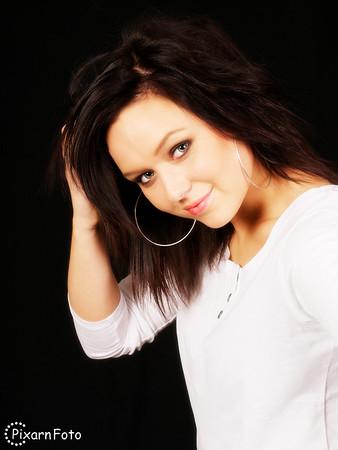 Modellfoto Julia