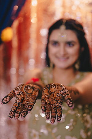 Jaspreet Maiyan + Mehndi
