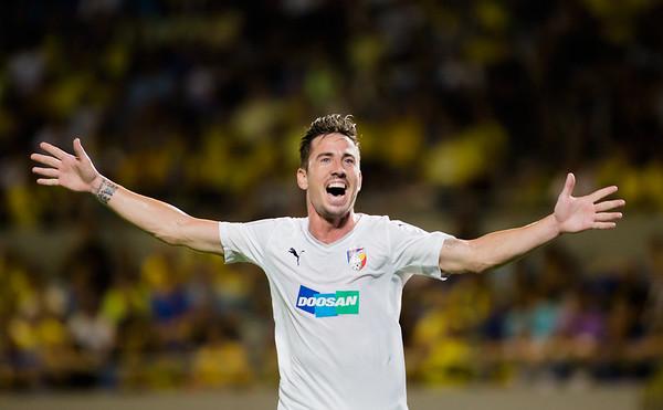 Maccabi - Plzeň 1:2