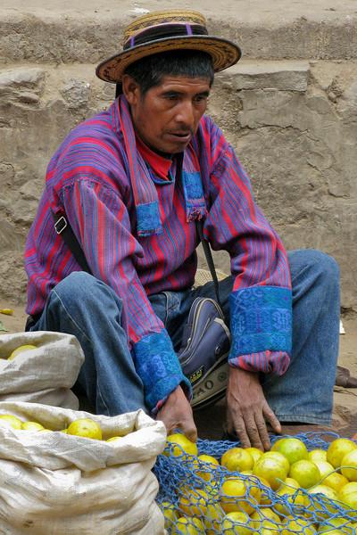 TODOS SANTOS CUCHUMATAN - GUATEMALA