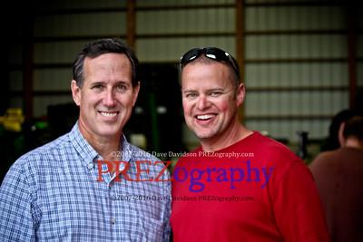 Rick Santorum Oskaloosa 2013