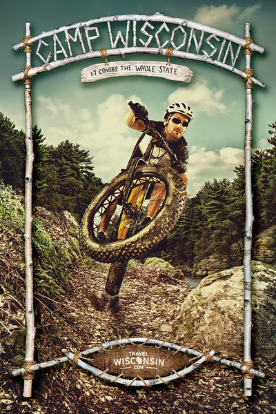 Wisconsin Mountain Biker