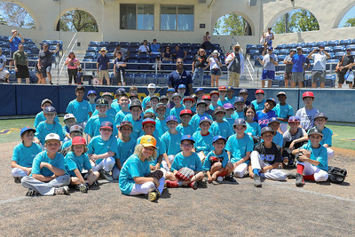 6.17.17 NDHS/TJNFF Baseball Extravaganza Juniors
