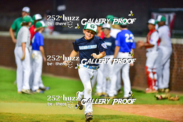 North State vs Tar Heel 10-12 year old All Stars, August 18, 2020
