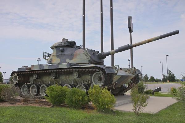 Roadside Display - St Robert, MO - M60
