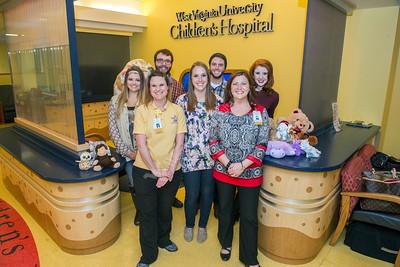 31522  WVU Medicine Children's Stuffed Animal Donation