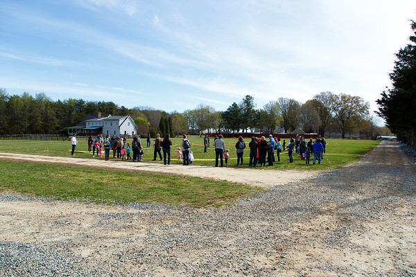 McLaurin Farms- Easter Egg Hunt
