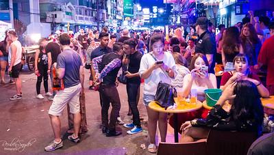 Khoa San Rd Bangkok