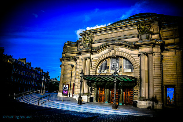 The Usher Hall