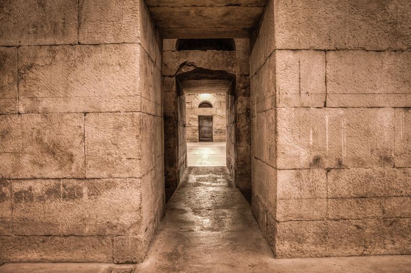 Diocletian's Underworld