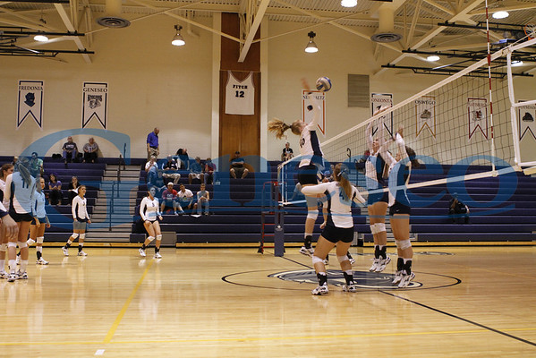 Volleyball - Honoring Faculty
