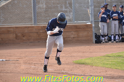 Freshman Baseball vs. TVHS