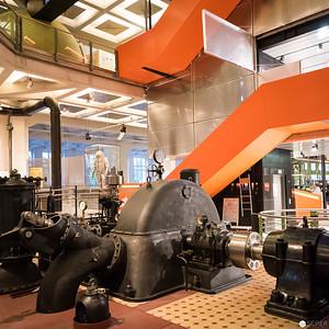 """2017-05-06 Technisches Museum mit der Ausstellung """"Die Zukunft der Stadt"""""""