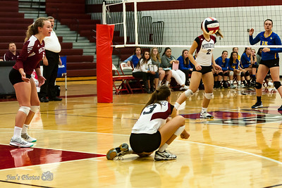 HS Sports - Middleton Girls Volleyball [d] Sept 12, 2017
