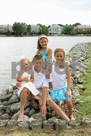 Berger Family Portraits