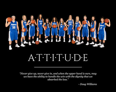 DHS Girls Basketball