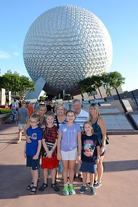 Disneyworld 2015