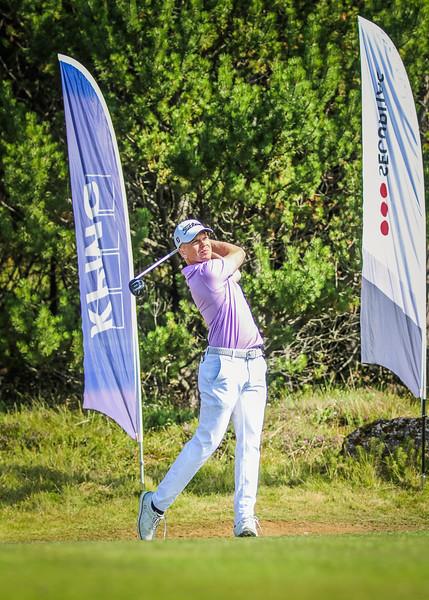 GKG, Aron Snær Júlíusson Íslandsmót í golfi 2019 - Grafarholt 2. keppnisdagur Mynd: seth@golf.is