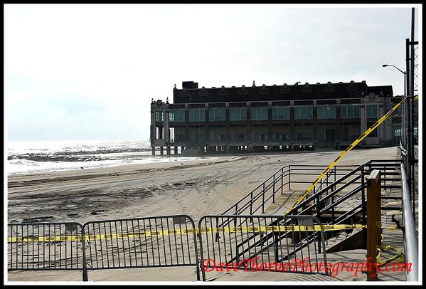 Asbury, Avon and Belmar post Sandy  Nov 2012