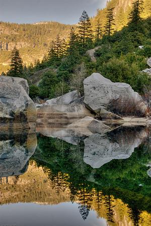 Yosemite - February 2008
