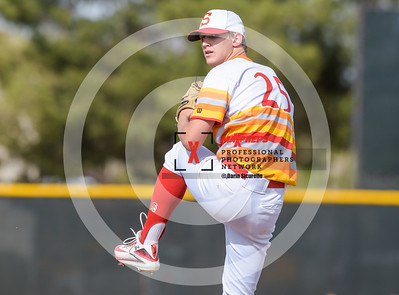 Baseball 2018 Seton vs Aztec New Mexico