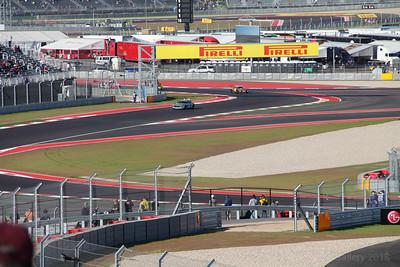 Pirelli race, 2012 Formula 1 US Grand Prix