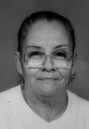 Josefina Cruz Pagan bw