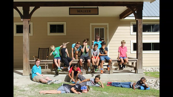 YMCA Camp Cullen - Summer 2018