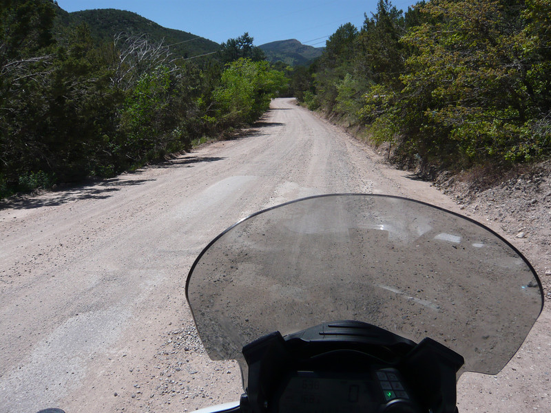 Multistrada 1200S Sport Demo bike - ride report. New Mexico, USA