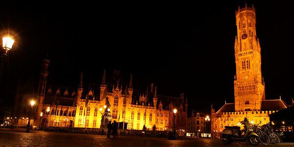 Bruges Belgium Sept 2010