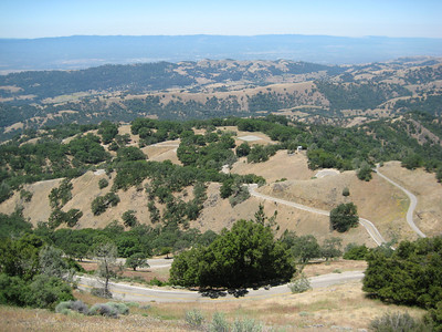 110622 Lick Observatory, to Merced