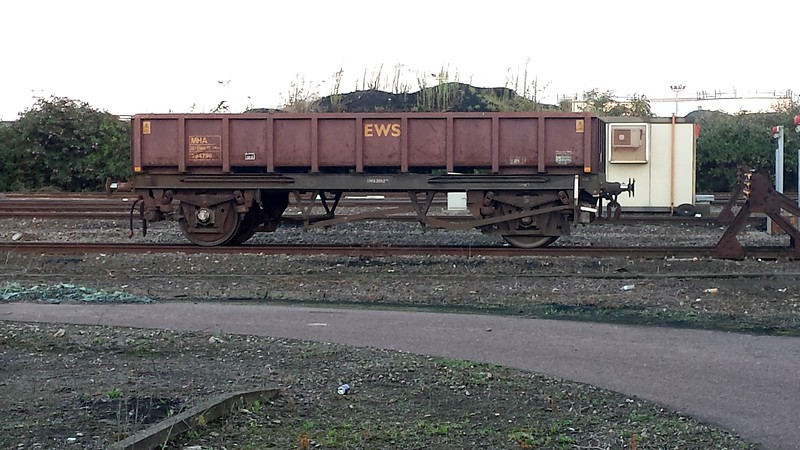 MHA 394796 seen at Avonmouth Docks Siding    28/08/15