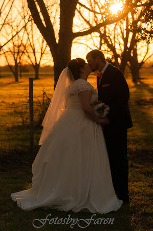 Anna & Cody's Wedding March 31, 2018
