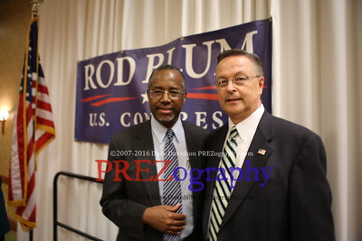 Ben Carson at Ron Blum Breakfast Cedar Rapids 2014