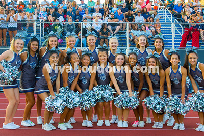 Football: John Champe vs. Bishop O'Connell 8.26.2017 (By Jeff Scudder)