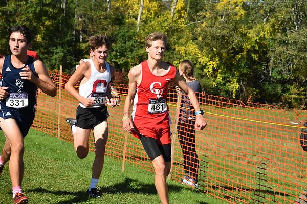 Boys 2 2019 Woods Trail Run 2019-10-05