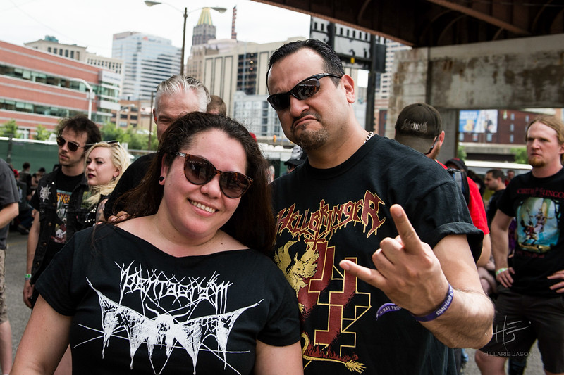 Maryland Deathfest, Edison Lot, Baltimore, MD, 5/29/16