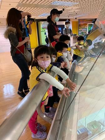 20210318 五常國中幼兒園校外教學@台北市交通資訊中心 by LINE
