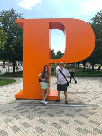 Pa's Summer Visit